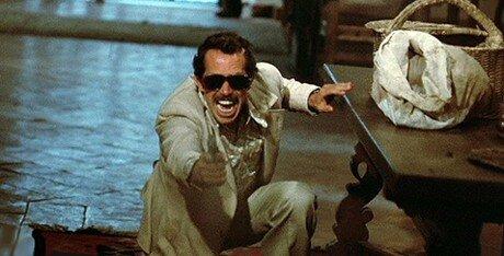 TRAGAM-ME A CABEÇA DE ALFREDO GARCIA (1974), Sam Peckinpah, Warren Oates